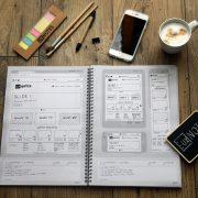 Przykładowa prezentacja produktu WEBSITE NOTES (RWD)