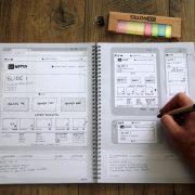 WEBSITE NOTES (RWD) Przykładowa prezentacja produktu
